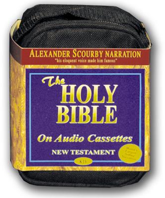 Casscom Media - New Testament Audio Bibles